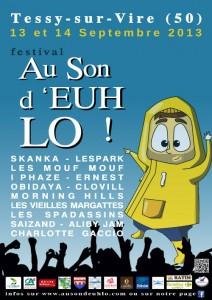 Festival Au Son d'Euh Lo! à Tessy-sur-Vire
