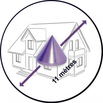 Compalime - Maison-Bulle - CMO-MF04